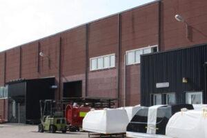 Moderna bryggor - fabriksmontering _FABRIKEN 2